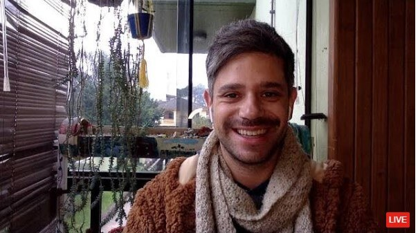 Rafael Orso - A meditação no dia a dia