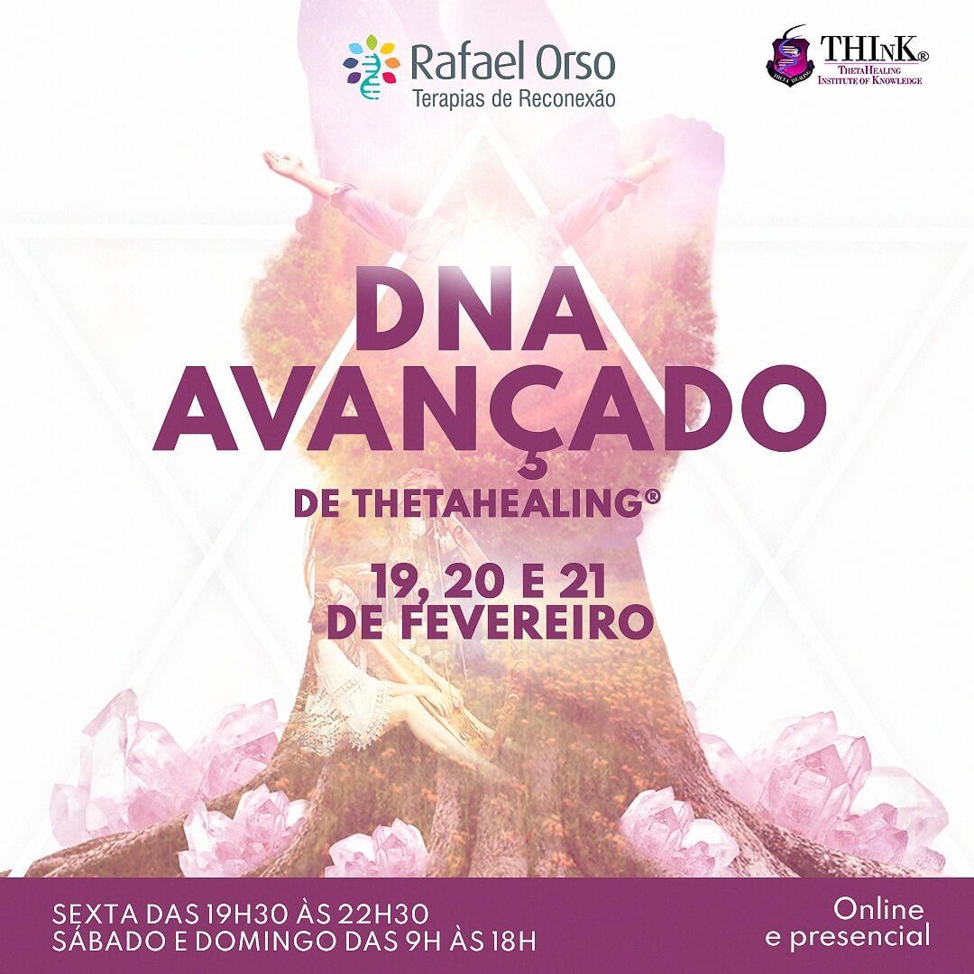 DNA Avançado - Evento online com Rafael Orso